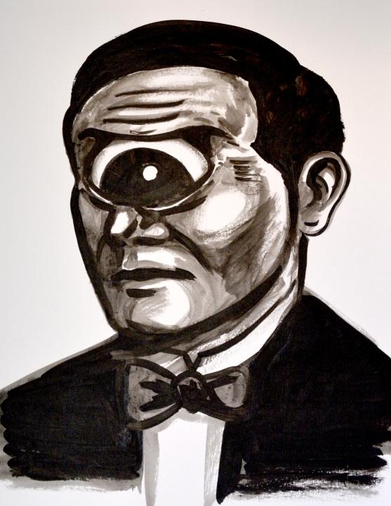 Benito Ciclán, 40x30 cm. 2013