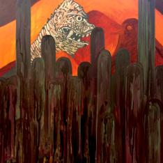 Godzilla mixteco
