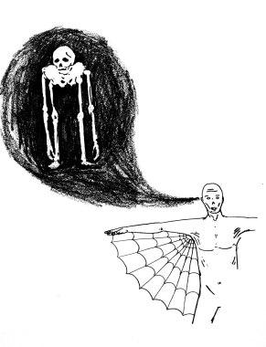 fantasma deformado