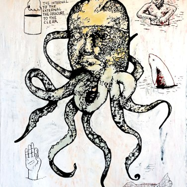 Kraken Olmeca